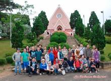 Outing Đà Lạt Chi nhánh MDI Hồ Chí Minh 2014