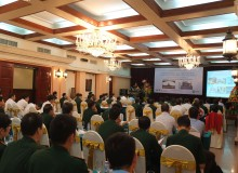 Hội thảo bảo quản trang thiết bị kỹ thuật vật tư cho quân đội theo công nghệ hoa kỳ