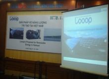 Giải pháp về năng lượng tái tạo tại Việt Nam