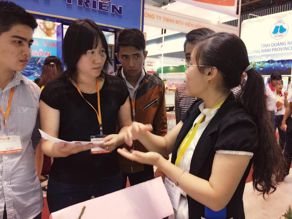 MDI tham gia triển lãm quốc tế công nghệ thực phẩm Food Expo 2015