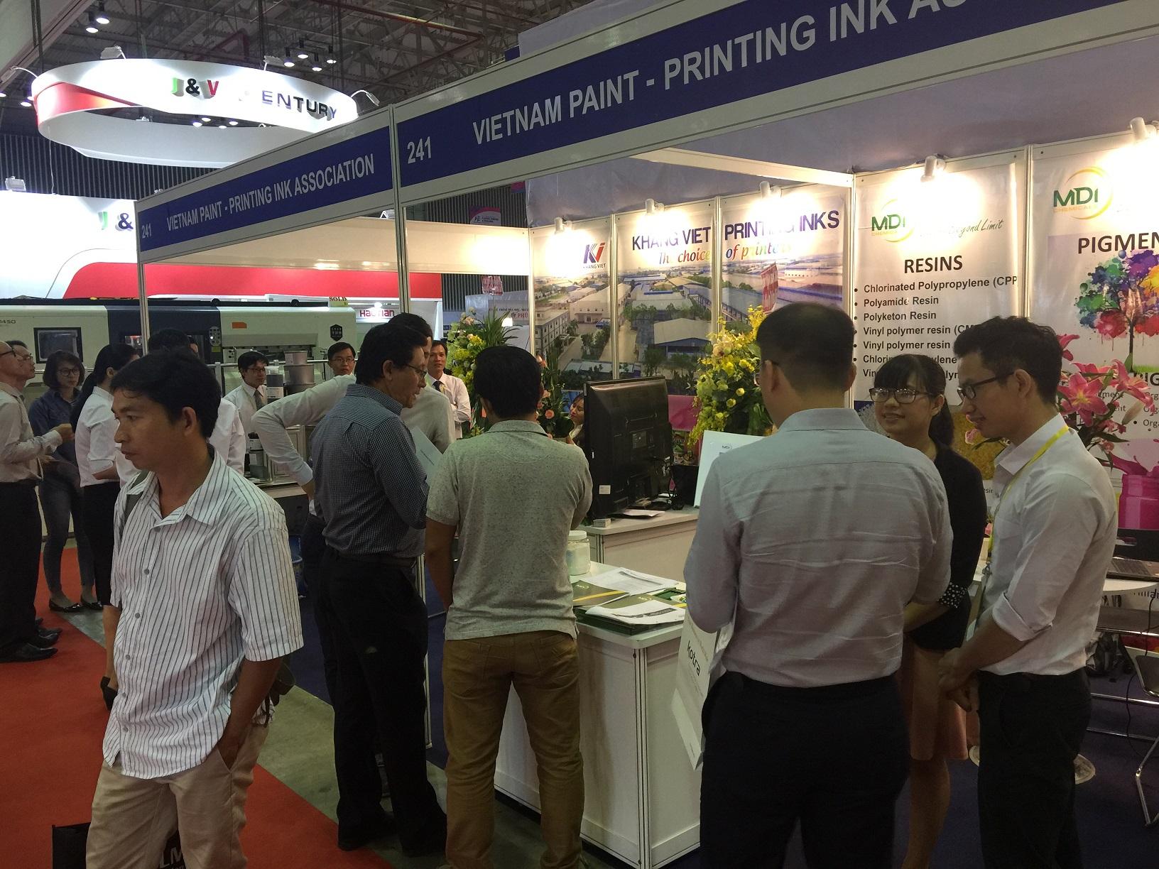 Hội Chợ Triển Lãm Vietnam Print Pack 2018