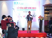 MDI Chemical's 2014 closing ceremony