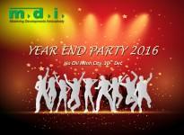 Chi nhánh Hồ Chí Minh tưng bừng tổ chức tiệc cuối năm 2016
