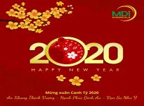 Thông báo nghỉ Tết Âm Lịch 2020