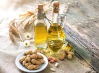Phá bọt trong sản xuất dầu đậu phộng, dầu đậu nành
