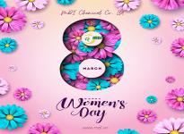 Chúc mừng Ngày Quốc tế Phụ nữ 8/3/2021